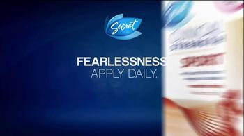 Procter & Gamble TV Spot For Secret Featuring Alicia Sacramone - Thumbnail 10