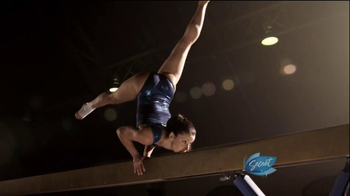 Procter & Gamble TV Spot For Secret Featuring Alicia Sacramone - 9 commercial airings