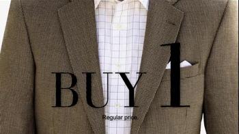 JoS. A. Bank TV Spot,  'Buy 1, Get 3 Free' - Thumbnail 10