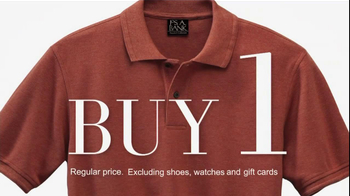 JoS. A. Bank TV Spot,  'Buy 1, Get 3 Free' - Thumbnail 7