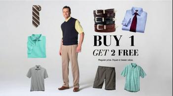 JoS. A. Bank TV Spot,  'Buy 1, Get 3 Free' - Thumbnail 9