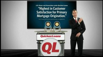 Quicken Loans TV Spot, 'Customer Satisfaction' - 137 commercial airings