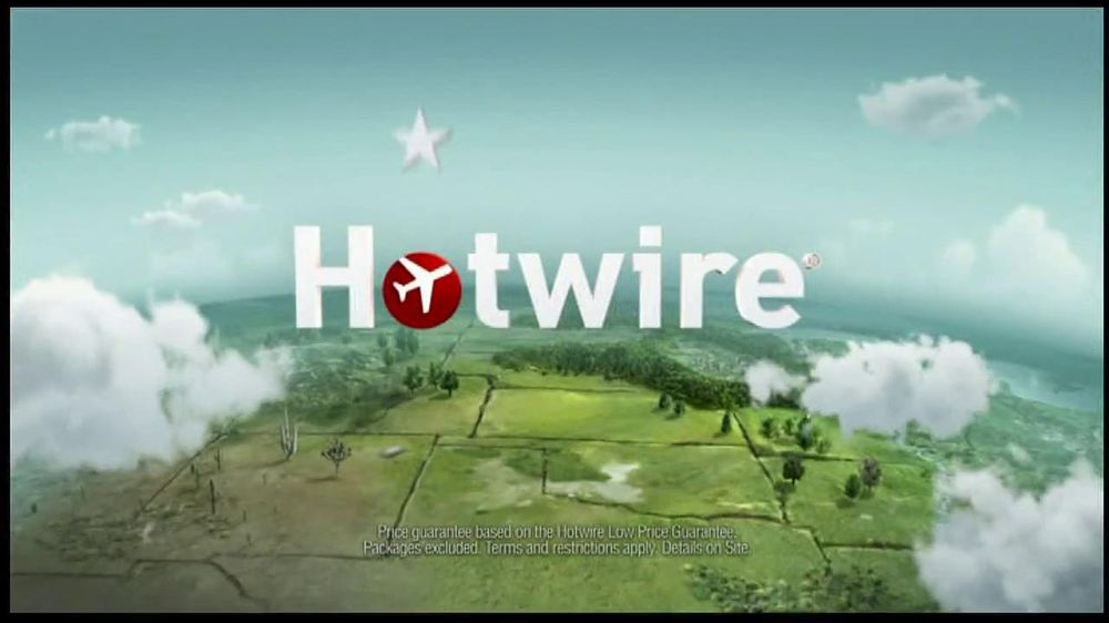 Hotwire TV Commercial, '2 Vacations Instead of 1'