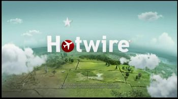 Hotwire TV Spot, \'2 Vacations Instead of 1\'