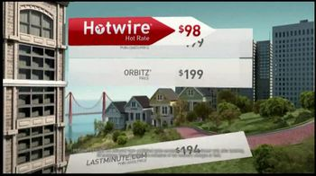 Hotwire TV Spot, '2 Vacations Instead of 1' - Thumbnail 6