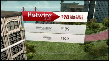 Hotwire TV Spot, '2 Vacations Instead of 1' - Thumbnail 7