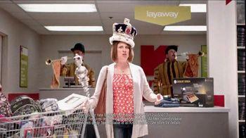 K-mart TV Spot, 'Queen of Layaway' - Thumbnail 5