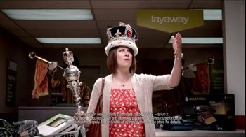 K-mart TV Spot, 'Queen of Layaway' - Thumbnail 6