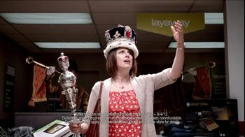 K-mart TV Spot, \'Queen of Layaway\'