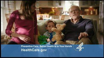 HealthCare.gov TV Spot, 'Grandpa' - Thumbnail 8