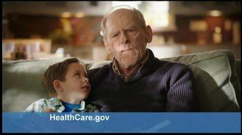 HealthCare.gov TV Spot, 'Grandpa' - Thumbnail 2