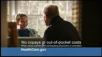 HealthCare.gov TV Spot, 'Grandpa' - Thumbnail 5