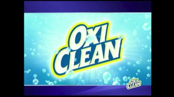 OxiClean TV Spot For Versatile Stain Remover - Thumbnail 1
