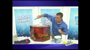 OxiClean TV Spot For Versatile Stain Remover - Thumbnail 3