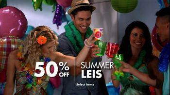 Party City TV Spot For Super Summer Sale - Thumbnail 7