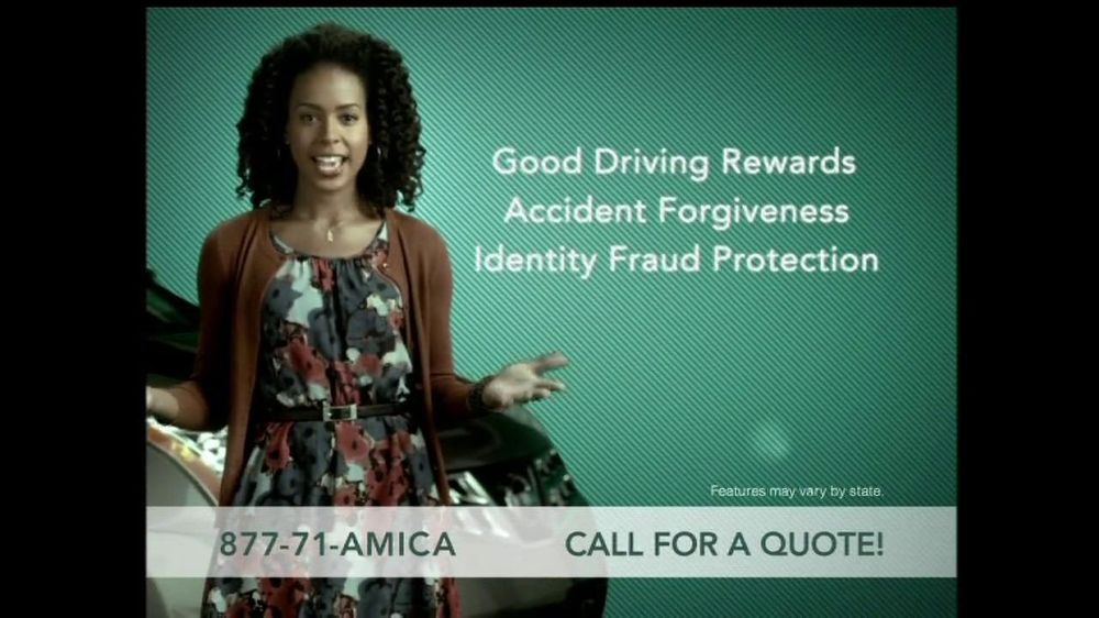 Amica Insurance Quote Entrancing Amica Mutual Insurance Company Tv Commercial For Car Insurance