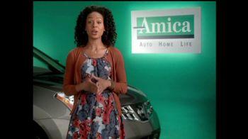 Amica Mutual Insurance Company TV Spot For Car Insurance - Thumbnail 1