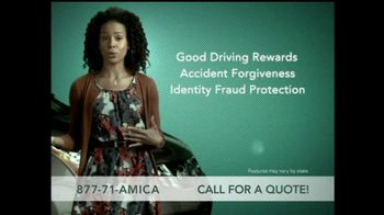 Amica Mutual Insurance Company TV Spot For Car Insurance - Thumbnail 5