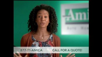 Amica Mutual Insurance Company TV Spot For Car Insurance - Thumbnail 7
