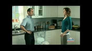 Finish TV Spot For Finish Washer Cleaner - Thumbnail 2