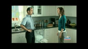 Finish TV Spot For Finish Washer Cleaner - Thumbnail 3