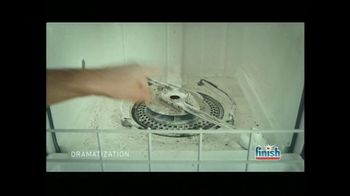 Finish TV Spot For Finish Washer Cleaner - Thumbnail 4