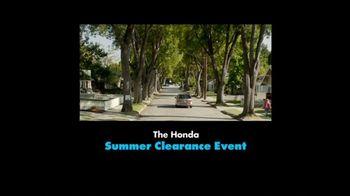 2012 Honda Odyssey TV Spot, 'Movie Credits'
