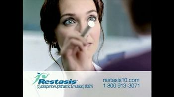 Restasis TV Spot, 'Tears' - 118 commercial airings