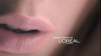 L'Oreal Colour Riche Balm TV Spot Featuring Doutzen Kroes - Thumbnail 2