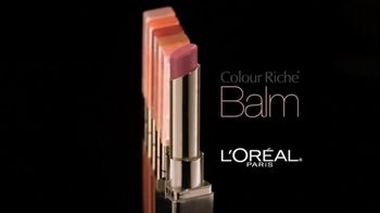 L'Oreal Colour Riche Balm TV Spot Featuring Doutzen Kroes - Thumbnail 3