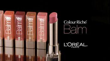 L'Oreal Colour Riche Balm TV Spot Featuring Doutzen Kroes - Thumbnail 4