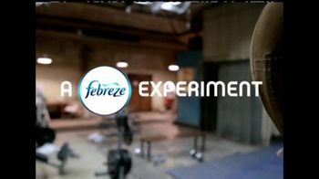Febreze TV Spot For Air Effects Featuring the Azerbaijan Wrestling Team - Thumbnail 1