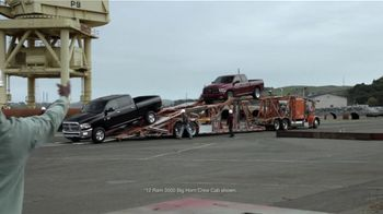 2012 Ram 2500 and 3500 TV Spot, 'Get Things Done' - Thumbnail 1