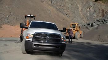 2012 Ram 2500 and 3500 TV Spot, 'Get Things Done' - Thumbnail 2