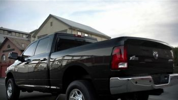 2012 Ram 2500 and 3500 TV Spot, 'Get Things Done' - Thumbnail 4