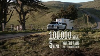 2012 Ram 2500 and 3500 TV Spot, 'Get Things Done' - Thumbnail 6