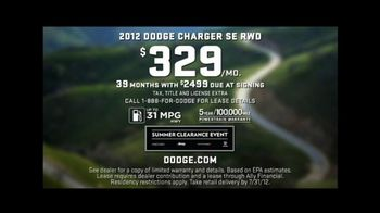 Jeep TV Spot For Summer Clearance Event - Thumbnail 1