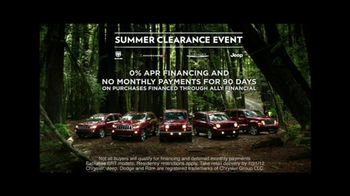 Jeep TV Spot For Summer Clearance Event - Thumbnail 9