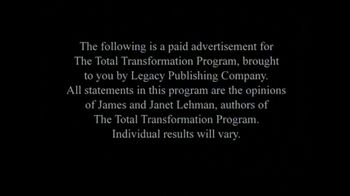 The Total Transformation Program TV Spot, 'Defiant Children' - Thumbnail 1