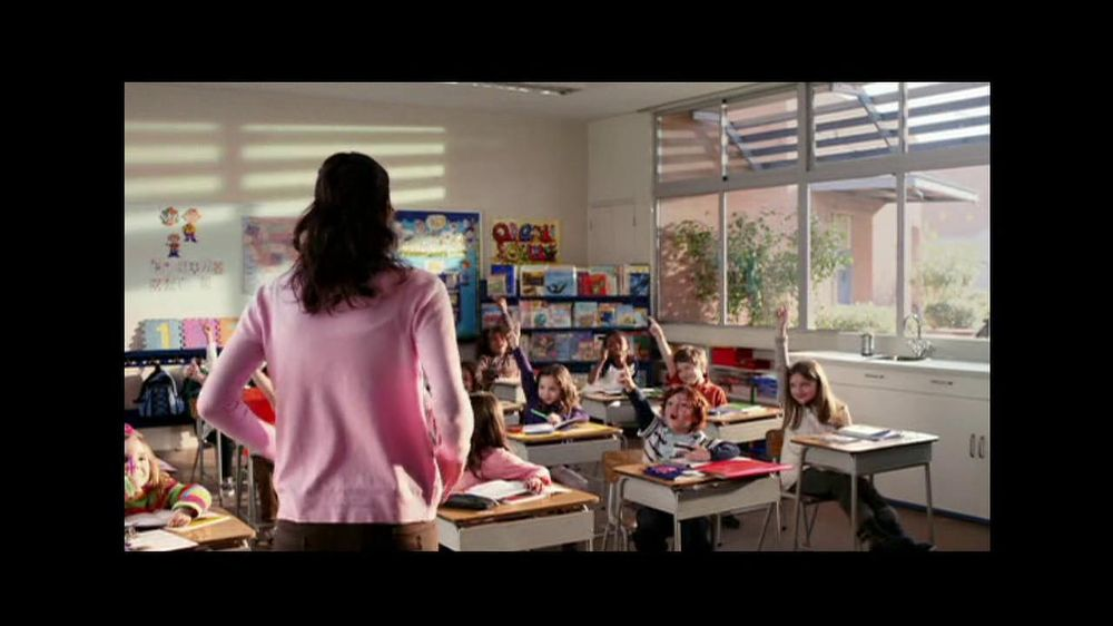 Lysol TV Commercial, 'Back-To-School Germs'