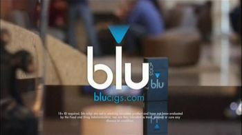 Blu Cigs TV Spot For Electronic Cigarettes - Thumbnail 6