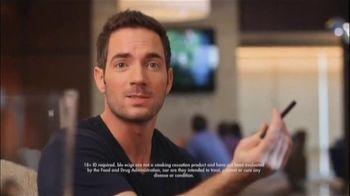 Blu Cigs TV Spot For Electronic Cigarettes