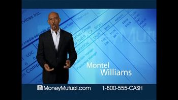 Money Mutual TV Spot For Money Mutual Featuring Montel Williams - Thumbnail 1