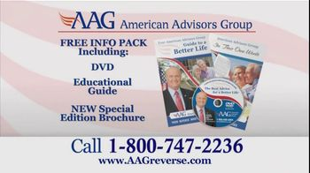 American Advisors Group TV Spot, 'Information' Featuring Fred Thompson - Thumbnail 5