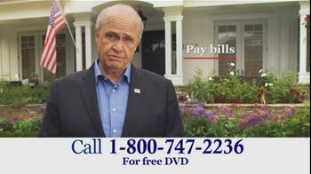 American Advisors Group TV Spot, 'Information' Featuring Fred Thompson - Thumbnail 2
