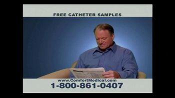 Comfort Medical TV Spot For Catheters - Thumbnail 1