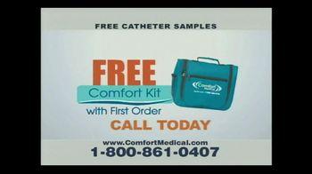 Comfort Medical TV Spot For Catheters - Thumbnail 10