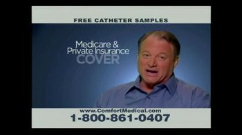 Comfort Medical TV Spot For Catheters