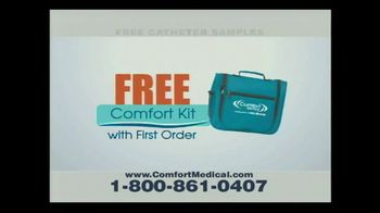 Comfort Medical TV Spot For Catheters - Thumbnail 9