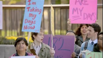 Visit Las Vegas TV Spot For Take Back Your Vacation Days - 45 commercial airings